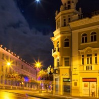 "The Hotel ""European"", where Mayakovsky, Gorky, Lenin stayed"