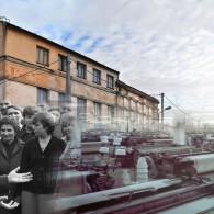 Останки былого величия Смоленского льноколизея