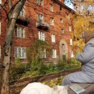 Поэтический оазис с неустроенным бытом  в доме № 4 по Запольному переулку