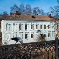 «Дом жилой», или «тюремный замок» на Витебском шоссе