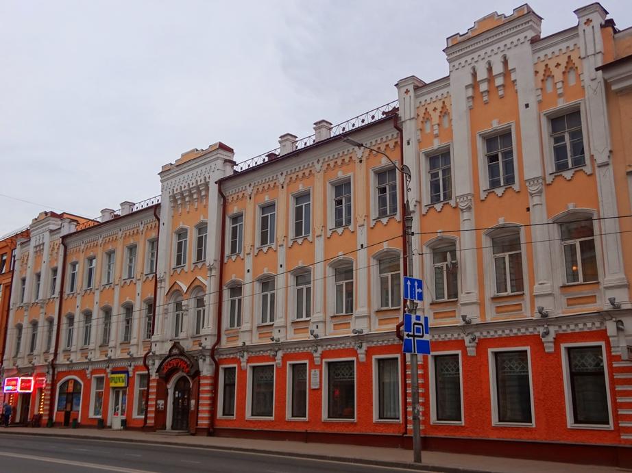 Semenov  Sovetskaja, 24